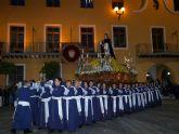 Viernes santo, 6 de abril, en Alcantarilla