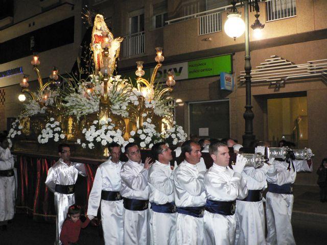 El Prendimiento lleva a la calle toda la tradición y devoción mazarronera - 1, Foto 1