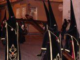 La procesión del Santo Entierro congrega a cientos de fieles en las calles de San Pedro del Pinatar