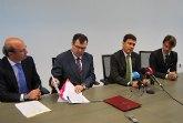 La Comunidad firma el primer acuerdo para avanzar en emprendimiento con la implicaci�n de los ayuntamientos de la Regi�n