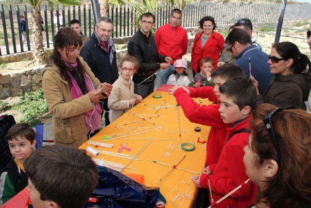 La concejalía de Cultura y Turismo organiza talleres para niños en el entorno del Castillo de Nogalte y las Casas-Cueva - 2, Foto 2