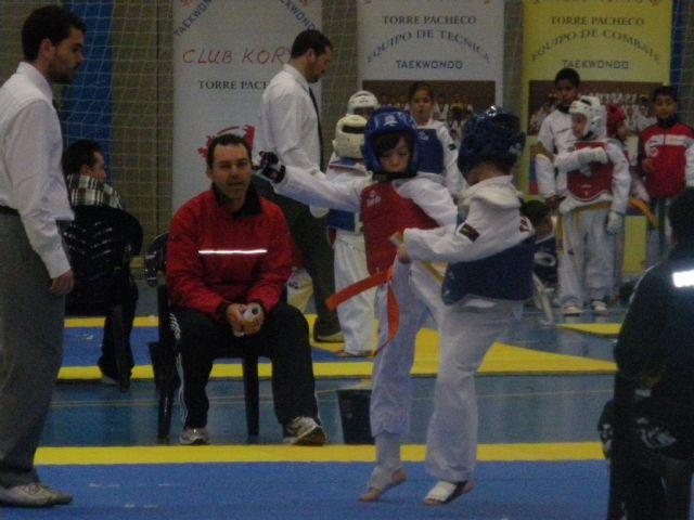 La liga infantil de combate de taekwondo se disputará en Mazarrón - 1, Foto 1