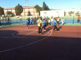 Los centros escolares de Mazarr�n se miden mañana a los de Totana en deporte escolar