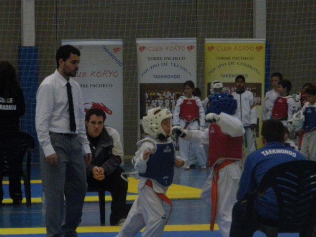 La liga infantil de combate de taekwondo se disputará este sábado en Mazarrón - 2, Foto 2