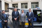 La Jefatura Provincial de Tráfico cede un vehículo con rádar y alcoholímetro al Ayuntamiento de La Unión para mejorar la seguridad vial en el municipio