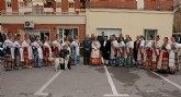 La Reina de la Huerta 2012 y sus damas de honor visitan las instalaciones de la Guardia Civil de Murcia