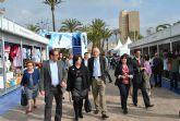 La Feria Outlet de Santiago de la Ribera atrajo a 28.000 visitantes