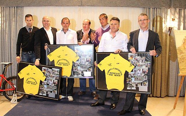 El Club MTB Cabezo la Jara de Puerto Lumbreras homenajea la trayectoria de los ciclistas lumbrerenses - 2, Foto 2