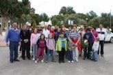 Cientos de personas se dan cita en la romería al Cabezo Gordo