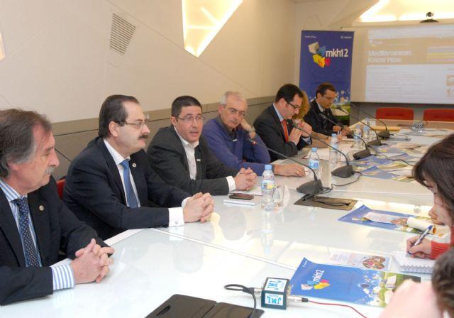 Se inicia el Congreso de las universidades en el Mediterráneo - 1, Foto 1