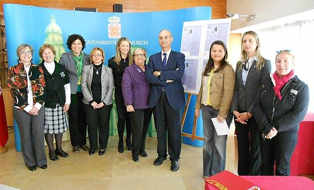 El Consejo Escolar de la Región de Murcia celebra unas jornadas sobre medios de comunicación y educación, una de ellas en Puerto Lumbreras - 1, Foto 1