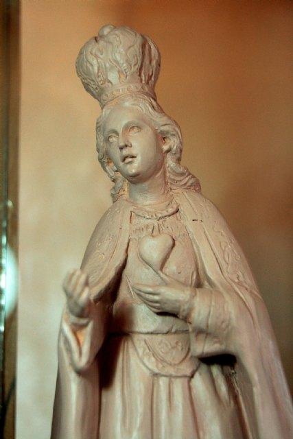 Encuentro procesional entre la nueva imagen de Sta. María, Reina y Madre de Misericordia y el Stmo. Cristo del Consuelo - 1, Foto 1