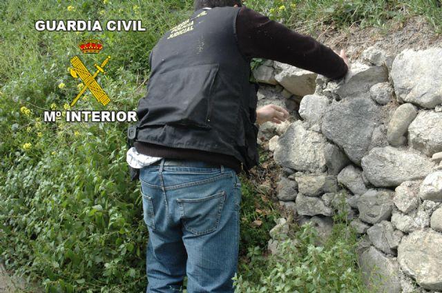 La Guardia Civil desmantela un CLAN FAMILIAR dedicado a la venta y distribución de drogas en Moratalla y localidades cercanas - 2, Foto 2