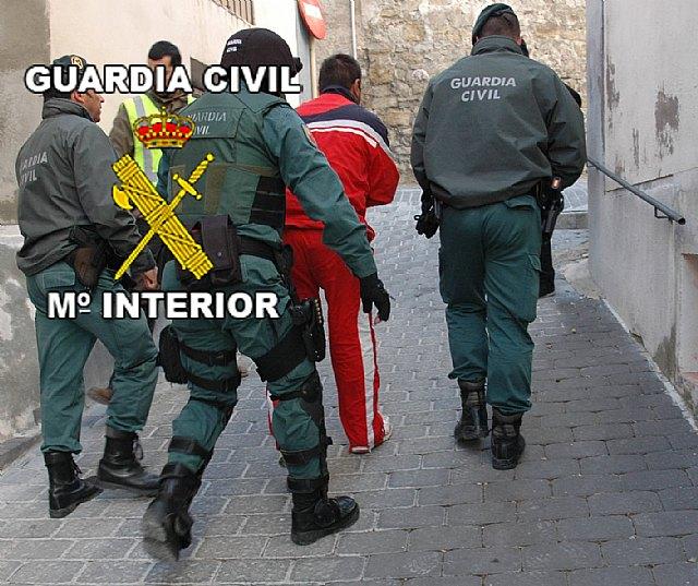 La Guardia Civil desmantela un CLAN FAMILIAR dedicado a la venta y distribución de drogas en Moratalla y localidades cercanas - 1, Foto 1