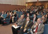 El rector y la consejera de Sanidad clausuraron el congreso nacional de estudiantes de Medicina