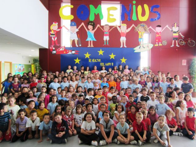 El C.E.I.P. Infanta Leonor promueve la dieta sana y la vida saludable a través del proyecto Be healthy, feel happy - 3, Foto 3