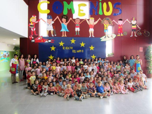 El C.E.I.P. Infanta Leonor promueve la dieta sana y la vida saludable a través del proyecto Be healthy, feel happy - 4, Foto 4