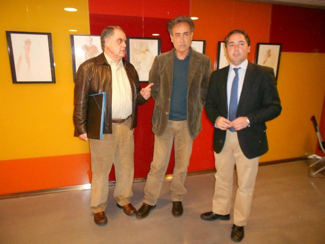 Los pintores se acercan a Teatro Circo Murcia - 4, Foto 4