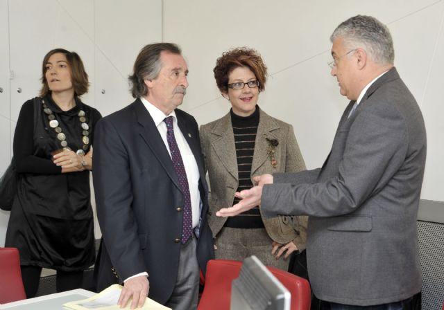 La Universidad de Murcia recaudará fondos para Lorca en un congreso solidario - 2, Foto 2