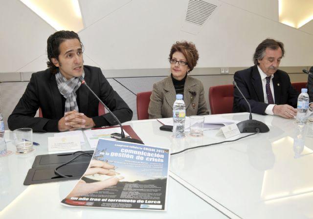 La Universidad de Murcia recaudará fondos para Lorca en un congreso solidario - 3, Foto 3