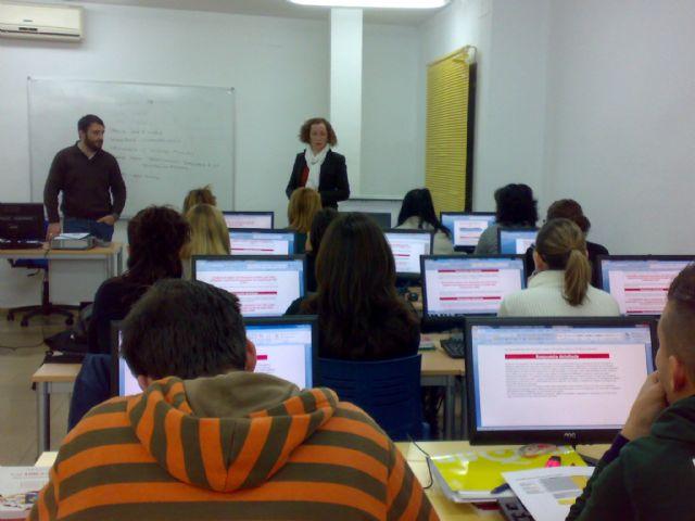 El ayuntamiento de Mazarrón homologa sus aulas para impartir cursos de formación para el empleo - 1, Foto 1