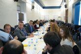 Reunión en la Federación Española de Municipios