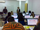 El ayuntamiento de Mazarr�n homologa sus aulas para impartir cursos de formaci�n para el empleo