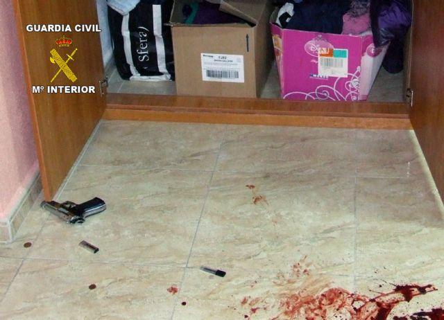 La Guardia Civil detiene a una persona por un violento robo en una vivienda de Mula - 1, Foto 1