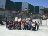 San Javier supera la media regional y nacional en reciclado de vidrio