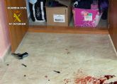 La Guardia Civil detiene a una persona por un violento robo en una vivienda de Mula