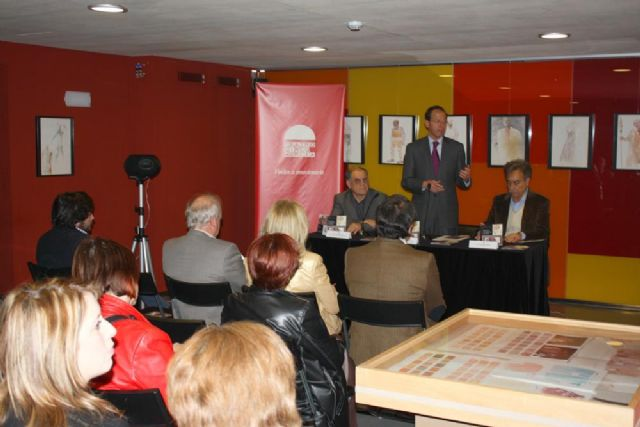Pedro Cano sube el telón de los Pintores en la escena de Teatro Circo Murcia - 2, Foto 2