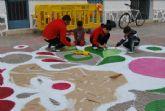 Un total de 11 artistas participan en el Primer Art Burter de Imagina