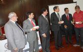 La UCAM, Banco Santander, la EPT y Vodafone, presentan un proyecto de NFC para control de asistencia y acceso al Campus de Los Jerónimos