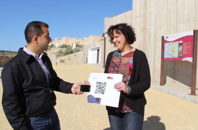 El Ayuntamiento de Puerto Lumbreras presenta un proyecto para implantar códigos QR de lectura digital en Puntos de Interés Turístico del municipio - 1, Foto 1