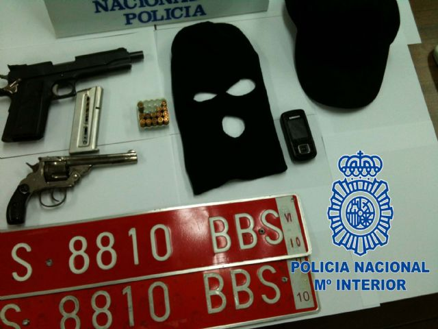 La Policía Nacional detiene a un reclamado por tentativa de homicidio y tráfico de drogas a quien se le imputan varios delitos recientes cometidos en Murcia - 2, Foto 2