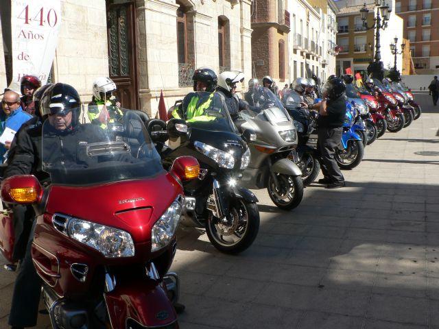 62 moteros Goldwing disfrutarán de Mazarrón durante este fin de semana - 2, Foto 2