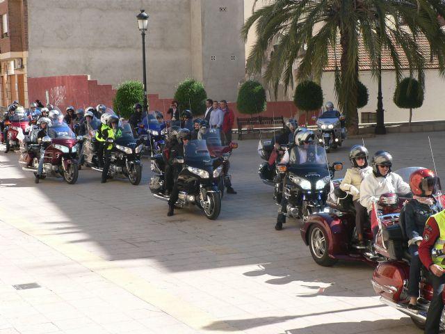62 moteros Goldwing disfrutarán de Mazarrón durante este fin de semana - 3, Foto 3