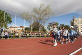 Más de 500 escolares de 25 centros educativos cierran la conmemoración del año olímpico de los Juegos de Londres