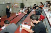 Alumnos de segundo de bachillerato participan en la Olimpiada de Economía y Empresa