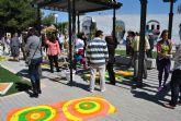 El arte emergente vuelve a los espacios públicos de San Javier con Imagina 2012