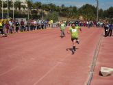 El Centro de Día 'José Moya Trilla' participa en el Campeonato Regional de Atletismo
