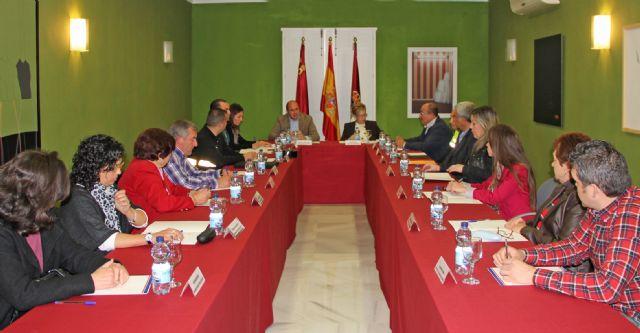 Constituido el nuevo Consejo Local de Seguridad Ciudadana de Puerto Lumbreras - 1, Foto 1