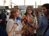 La I Feria de Asociaciones muestra diferentes formas de participar enla sociedad pinatarense