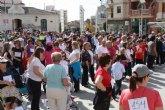 Más de 400 personas participan en la II marcha por la vida de Torre-Pacheco