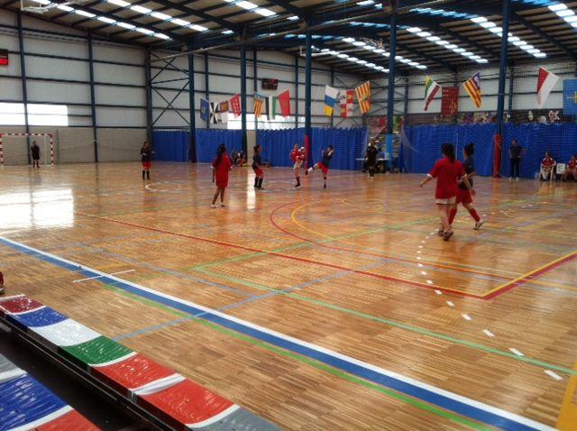 El I.E.S. Felipe II subcampeón regional en fútbol sala femenino juvenil de Deporte Escolar - 2, Foto 2