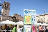 Éxito de público en la iniciativa 'Tu comercio en la plaza'
