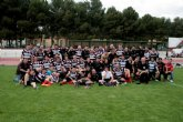 El Club de Rugby de Totana pierde por la mínima en Yecla