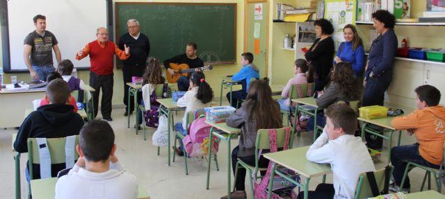 Más de 200 estudiantes del municipio participan en la campaña de divulgación del trovo - 1, Foto 1