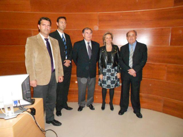 El Moneo acoge una serie de conferencias sobre el ruido - 2, Foto 2