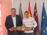 Un unionense campeón de España de artes marciales